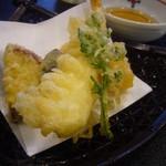 今寿司 - 天麩羅