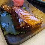 今寿司 - 鰤照焼