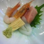 今寿司 - 刺身