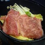 今寿司 - 牛すき