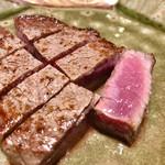竹田屋  - 料理写真:フィレステーキ 焼き方お任せ