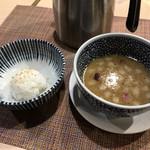 セアブラノ神 - つけ汁の残りでさらっと雑炊