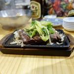肉家まるまさ - [2019/04]肉焼き・ハラミ小(1080円+税)