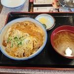 食堂 いちばん - カツ丼
