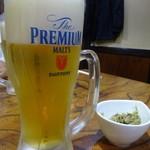 だるま - ビール¥500