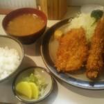 とんかつ 末吉 - お好み定食 ランチタイム1,200円