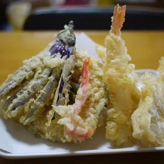 天ぷら 天八
