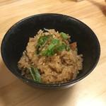 中華そば 高野 - 料理写真:炊き込みご飯 クーポン
