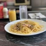 スパゲティワン - 料理写真:カルボナーラ