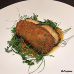 Yui - 干し鱈のブランダードコロッケ