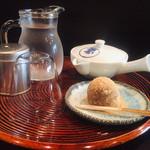 Ippodouchahokissashitsukaboku - 新茶セット
