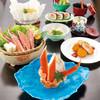 北海道かに将軍 - 料理写真:おすすめメニュー ほほえみ