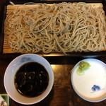 なみき - 料理写真:二枚せいろ 1,200円