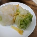 焼き鳥野島 - (2019/3月)白菜漬物
