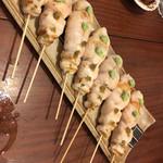 かんむり - ささみ山葵と柚子胡椒