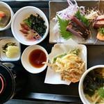 タカガワ西徳島ゴルフ倶楽部 - 春定食