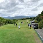 タカガワ西徳島ゴルフ倶楽部 - カートは自動