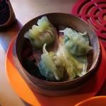 シンガポールスタイル・コピティアム - 韭菜饺