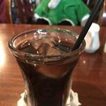 ティールーム ココ - アイスコーヒーもやる時はやりますよ!(2019.5.18)