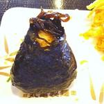 丸亀製麺 - こんぶおむすび