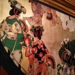 107956829 - 特別個室『玉城の間』の壁絵