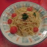 カプリチョーザ - 【フレッシュトマトとバジリコのスパゲッティ】