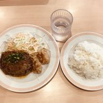ジョイフル - 2019.5再訪 日替わりランチ \495(税込)