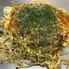 お好み焼き 大樹 - 料理写真:【2019.5.7】肉玉そば700円+イカ天100円+エビ200円