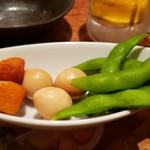 茶琥屋 - 料理写真: