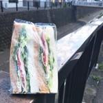 ブレッド・アート・ロード - 料理写真:野菜サンド(280)