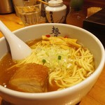 麺屋武蔵 二天 - らーめん 大 880円
