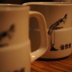 Cafe倫敦館 - café au lait, Sep. 2010