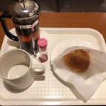 セイロン ティー&ブレッド - 紅茶とパンのセット