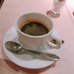 ジーン ダイニング - 食後のコーヒー