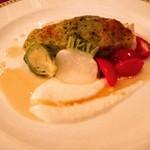 マゼランズ - アントレ  本日の魚料理