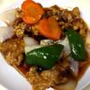 天遊 - 料理写真:酢豚