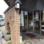 大鳳堂 - お店の入口