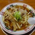 煮干中華 あさり - 限定「大館中華そば」550円
