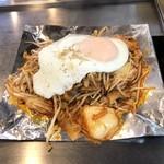 まる麺 - 料理写真:豚キムチ