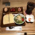 マルシェ&カフェ ハナヤサイ - 料理写真: