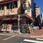 うどん酒場 肉芝 - ガイカソ