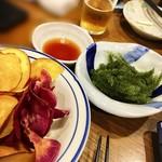 島人 - 【料理の写真】