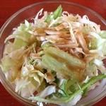 フード ジャンクション - ランチのサラダ