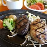 くろべこ - 和牛&黒豚ハンバーグ(各90g)