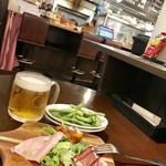 ディアボロ バンビーナ ドゥエ - ちょい飲みCセット¥1280(税込)