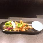 Bistro Dining Daiba屋 - やげん軟骨の唐揚げ