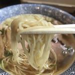 岡ほし - かなりの細麺