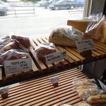 大鳳堂 - こだわりの食パンもありました