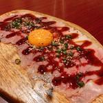 A4和牛寿司 肉バル BISON -