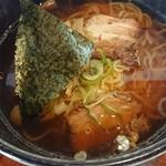 信州蓼科 麺 - 和風ラーメン(税込480円)
